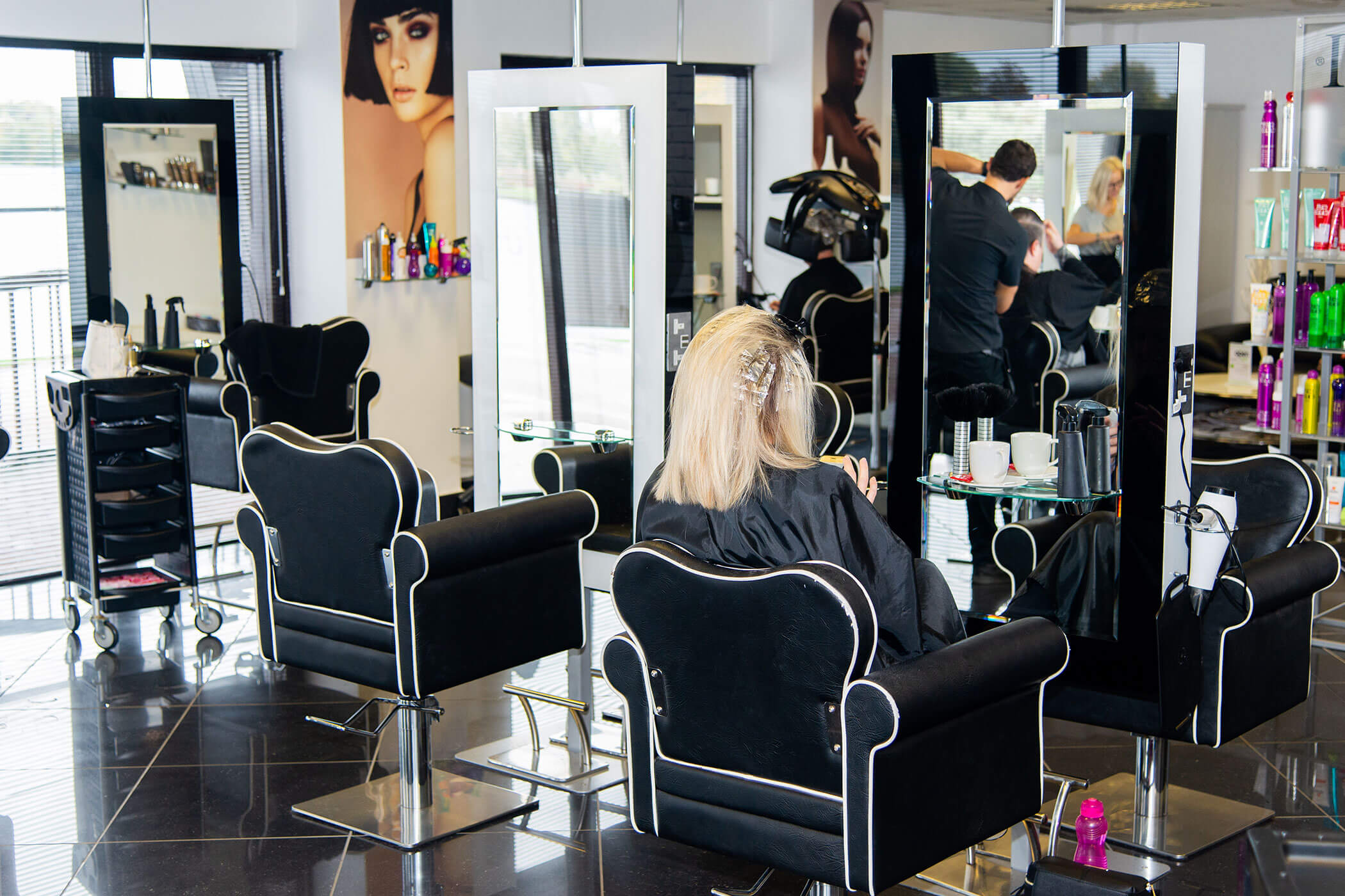 Leading Hair Salon in Milton Keynes