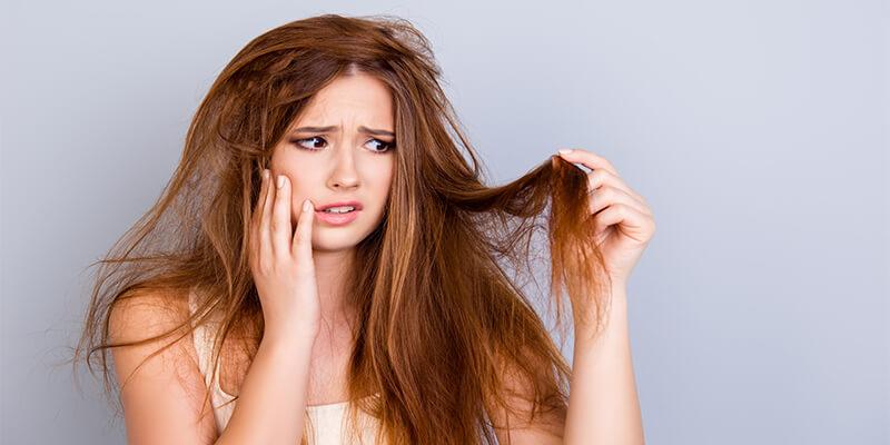 damaged hair 1