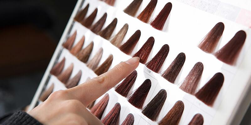 hair colours 1